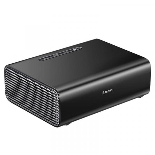 Baseus Smart Inflator Pump, Black - CRCQB01-01
