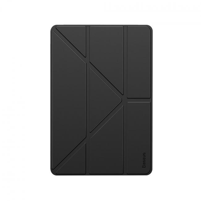 Baseus Jane Smart Cover Stand Case for iPad 10.2'', Black - LTAPIPD-G01
