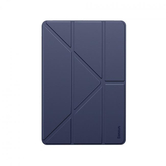 Baseus Jane Smart Cover Stand Case for iPad 10.2'', Blue - LTAPIPD-G03