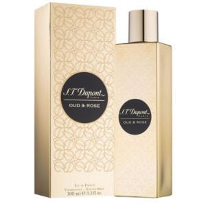 S.T Dupont Oud & Rose, Eau de Perfume for Unisex - 100ml