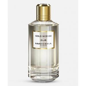 Mancera Gold Incense, Eau De Perfume for Women - 120ml