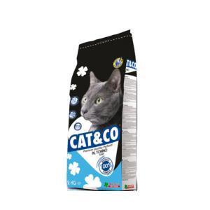 Cat & Co Premium Cat Food Tuna 20kg - AAZCACO009