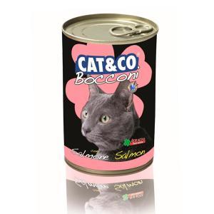 Cat & Co Pate Tuna Wet Cat Food 405gr - Carton of 24 pcs. - AAZCACO022