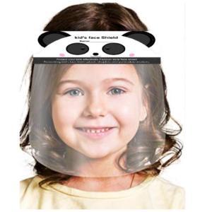 Protective Kids Face Shield25 x 26 cm - Panda