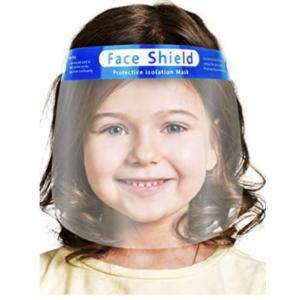 Protective Kids Face Shield19 x 26 cm - Blue