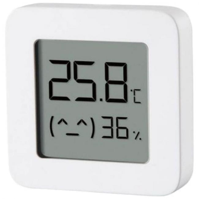 Xiaomi Mi Temperature and Humidity Monitor 2 - White