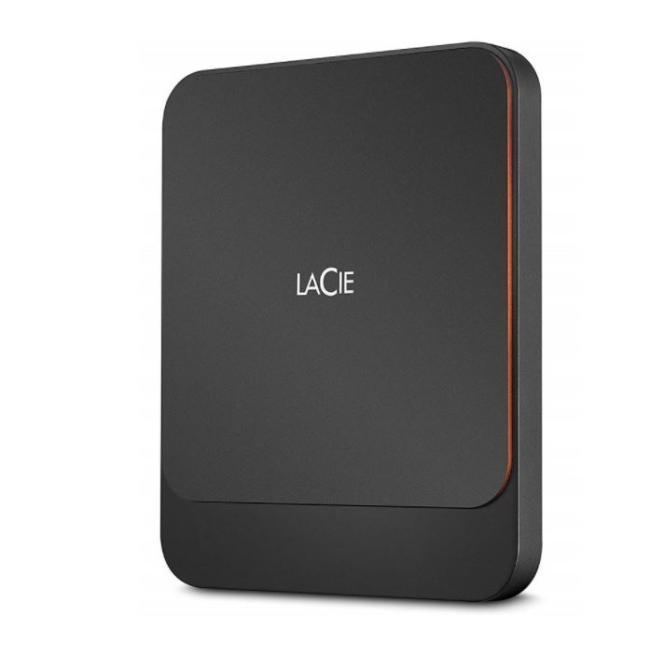 Lacie 1 TB Portable SSD USB 3.1 & USB-C - AC3998