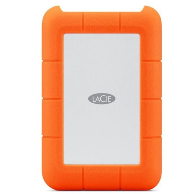 Lacie 4TB Rugged Raid Pro SD Card Slot; USB C and USB 3.0 - AC4139