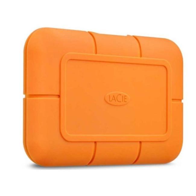 LaCie Rugged SSD 500GB USB-C & USB3.1 - AC5068