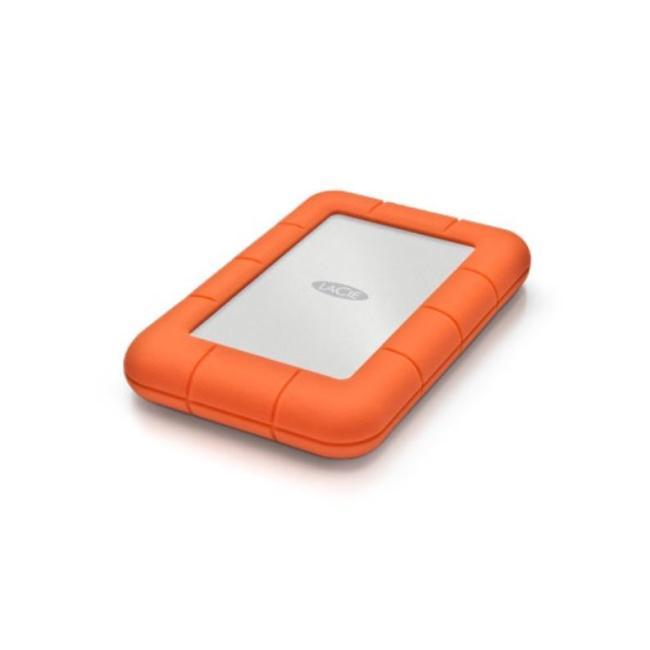 LaCie Rugged Mini 1TB USB3 & USB-C External Hard Drive - ACD165