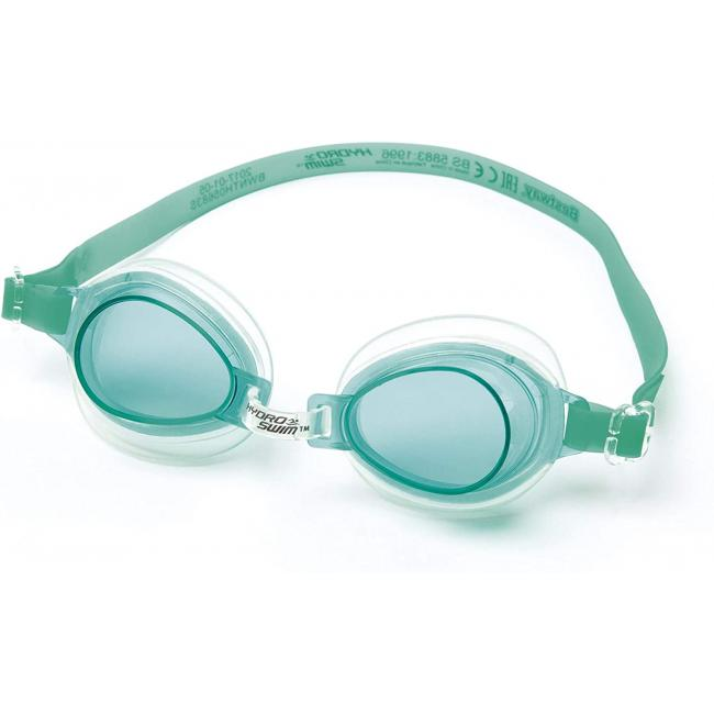 Bestway High Style Swimming Goggles, Green - 21002-G