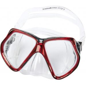 Bestway Adult OmniView Dive Mask, Red -22016-R