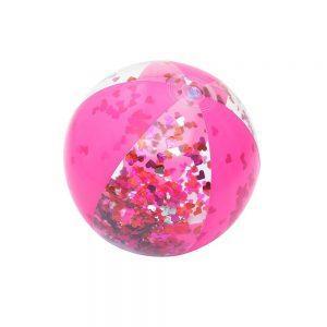 Bestway Glitter Fusion Beach Ball, Pink - 31050-P