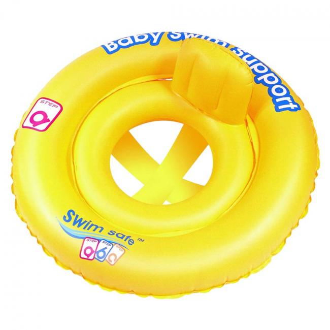 Bestway Swim Safe Double Ring Baby Seat 27