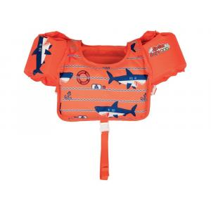 Bestway Swimming Vest with Sleeves for Boy's, Orange - 32174-O