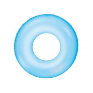 Bestway Frosted Neon Swim Ring, Blue - 36025-02