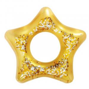 Bestway Glitter Fusion Swim Ring 91cm - Gold - 36141-G