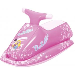Bestway Inflatable Race Rider, Pink - 41001-01