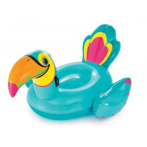 Bestway Toucan-Shaped Inflatable Ride-On Float - 41126