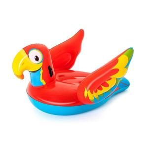 Bestway Peppy Parrot-Shaped Inflatable Ride-On Float - 41127