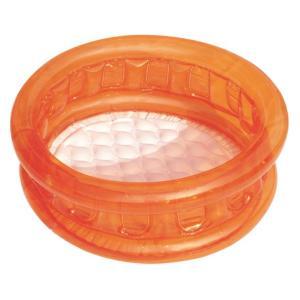Bestway Round Kiddie Pool, Red - 51112-01