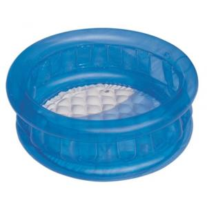 Bestway Round Kiddie Pool, Blue - 51112-03