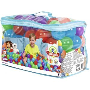 Bestway Antimicrobial Play Balls with GermShield - 52296