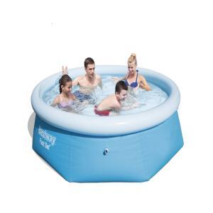 Bestway Fast Set Pool Water Capacity 2300L, 2.44m x 0.66m - 57265