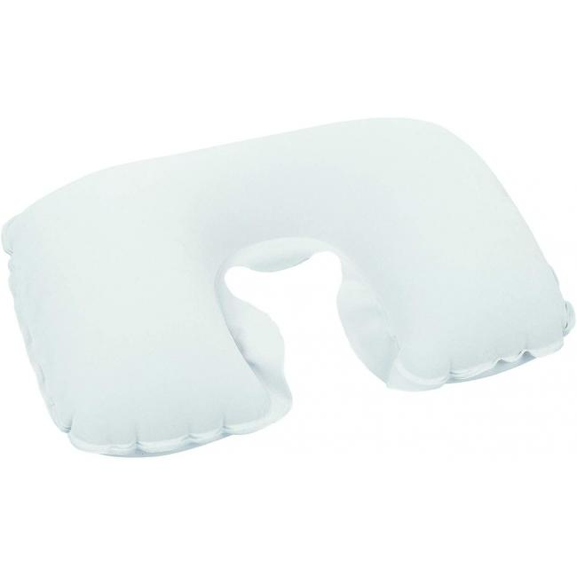 Bestway Inflatable Travel Pillow, White - 67006