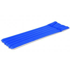 Bestway Inflatable Camping Mattress, Blue - 67014