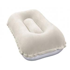 Bestway Inflatable Travel Pillow, White - 67121-01