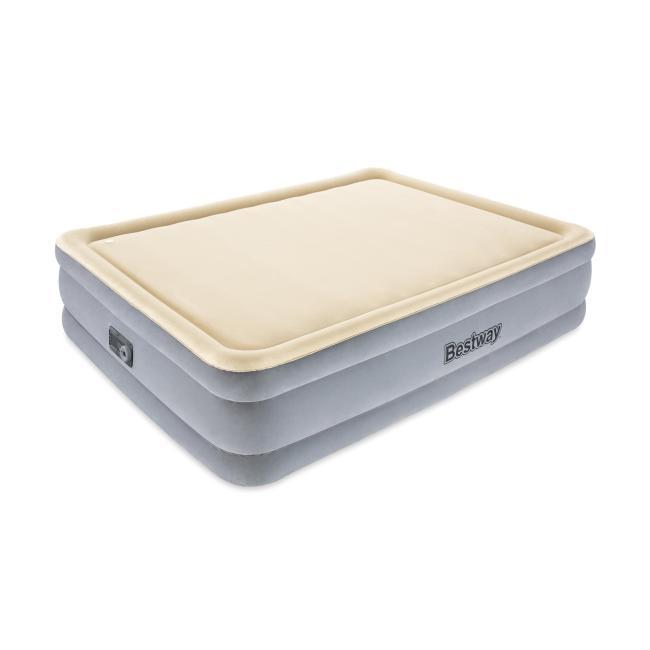 Bestway Foamtop Comfort Raised Airbed, 80