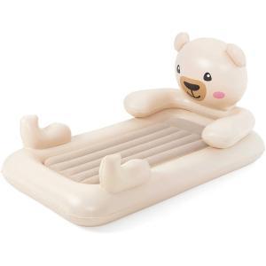 Bestway DreamChaser Airbed - Teddy Bear, 1.88m x 1.09m x 89cm - 67712
