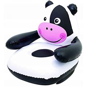 Bestway Inflatable Cow Shape Sofa For Children - 75025