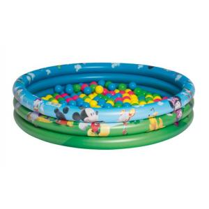 Bestway 3-Ring Ball Pit Play Pool for Kids - 91028