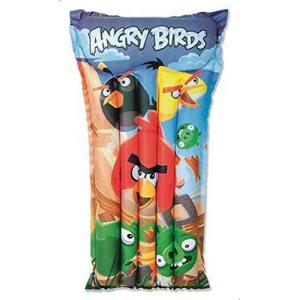 Bestway Angry Birds Child Air Mat - 96104