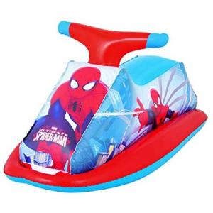 Bestway Spiderman Inflatable Ride-on Race Rider - 98012