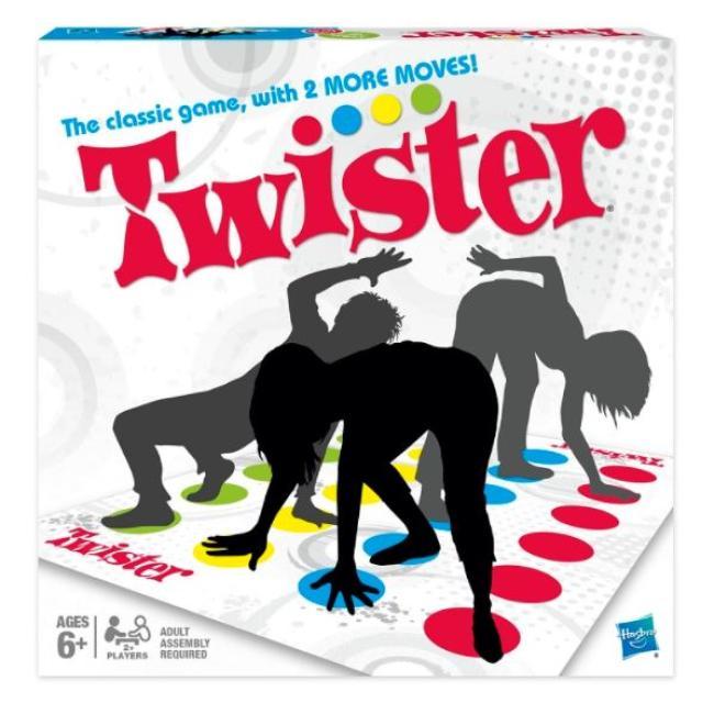 Hasbro Twister Game (EN) - 98831
