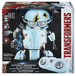 Hasbro Transformers The Last Knight Autobot Sqweeks RC - C0935