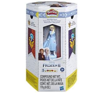 Hasbro Play-Doh Clay Set Frozen 2 Elsa15-piece Multicolour - E4904