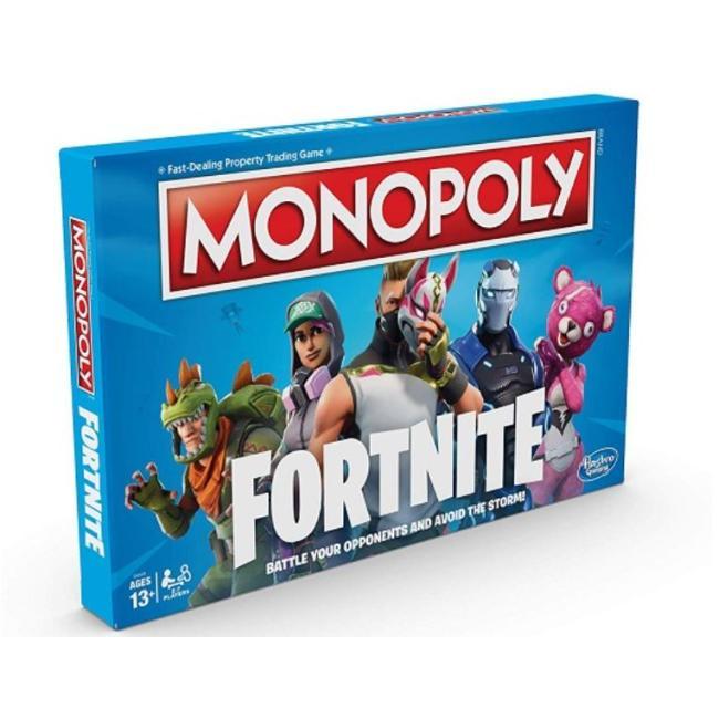 Hasbro Fortnite Monopoly Edition Board Game - E6603