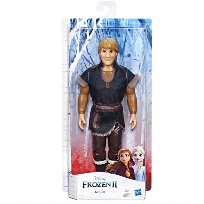 Hasbro Disney Frozen II Kristoff Fashion Doll With Brown Outfit - E6711