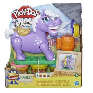 Hasbro Play-Doh Animal Crew Naybelle - E6726