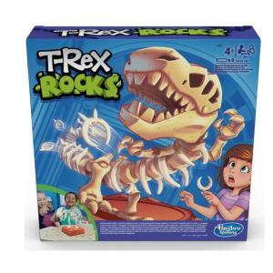 Hasbro T-Rex Rocks Kids Skill Game - E7034