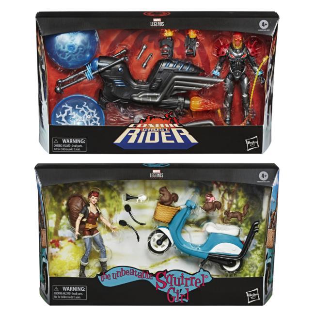 Hasbro Marvel Legends Vehicle, Assorted - E7455