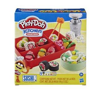 Hasbro Play-Doh Sushi Playset - E7915