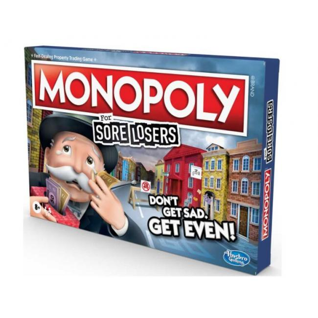 Hasbro Monopoly for Sore Losers - E9972