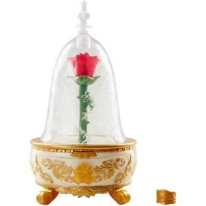 Disney Beauty & The Beast Live Action Enchanted Rose Jewelry Box - 32722-T