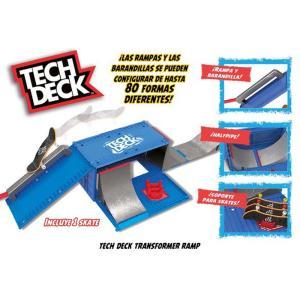 Tech Deck Transformer Ramp - 6035885-T
