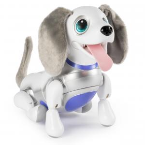 Zoomer Playful Pup, Responsive Robotic Dog with Voice Recognition - 6042065-T